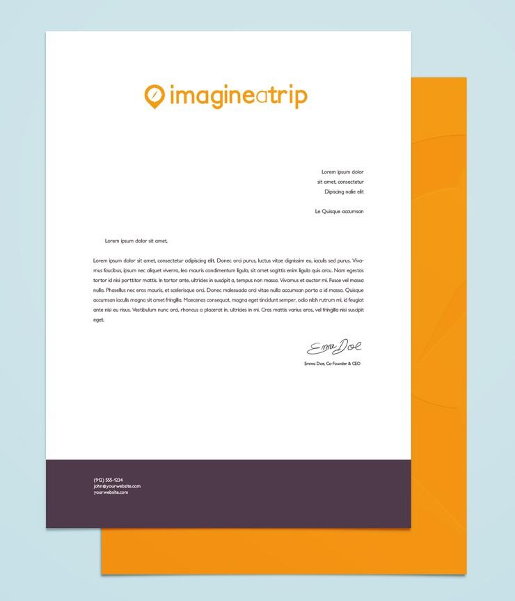 Imagine a trip