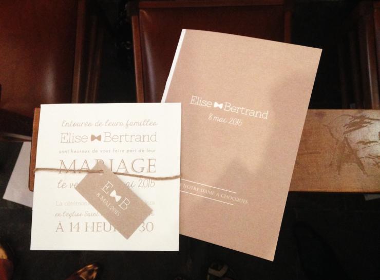 Elise et Bertrand 2